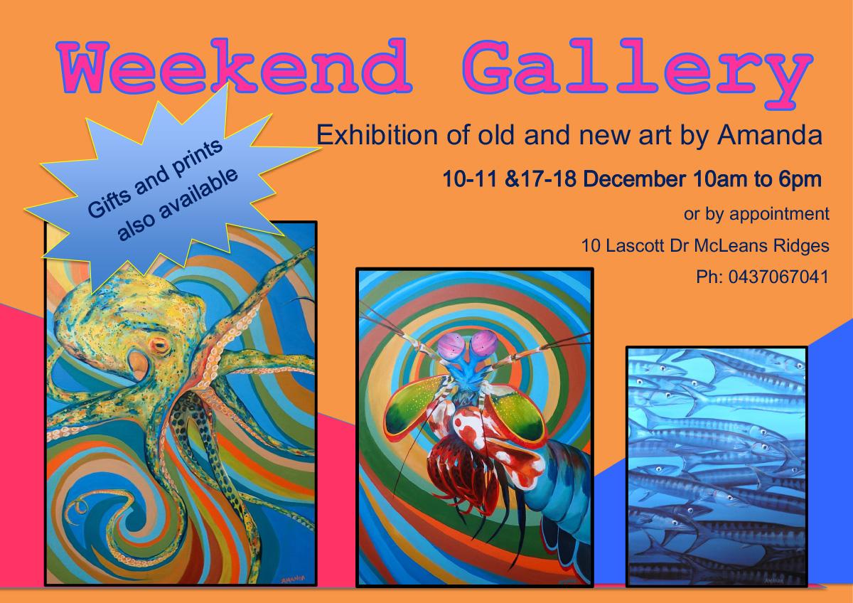 Weekend Gallery